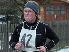 NA TRATI běhu se snažila také Jana Pojerová.