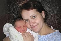 Marii a Borisovi Šulanovým z Litoměřic se v ústecké porodnici 15. prosince v 7.39 hodin narodila dcera Barunka. Měřila 50 cm a vážila 3,55 kg. Blahopřejeme!