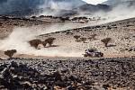 Buggyra na IV. etapě Dakar 2021