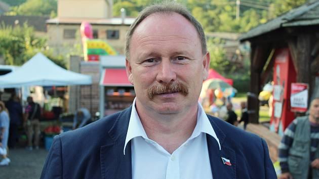 Lídr KSČM Radek Černý