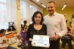 Litoměřické Centrum pro zdravotně postižené děti a mládež Srdíčko získalo certifikát.