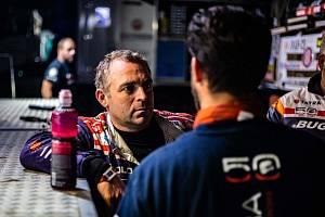 Martin Šoltys jede životní Dakar.