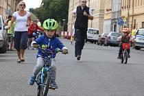 V sobotu 9. července se v Terezíně uskutečnila cyklistická akce s názvem Za pěnivou důvou