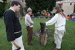 Keltský kruh v Budyni nad Ohří 2014