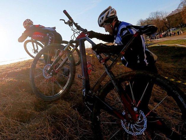 Silvestrovský cyklokros 2015