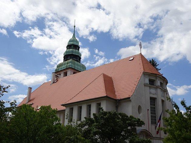 Evangelický kostel v Roudnici n. L.