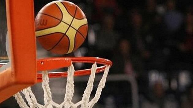 basketbal - ilustrační fotografie.