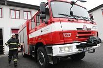 Litoměřičtí hasiči mají dvě nová vozidla