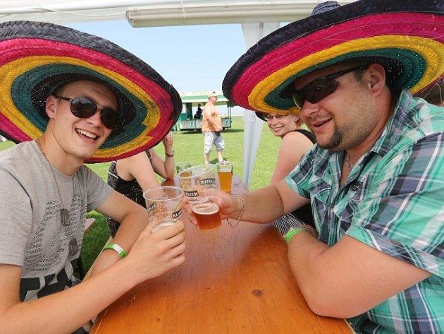 Pivní slavnosti v Roudnici