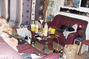 Policie našla v jednom z objektů v Černěvsi varnu pervitinu