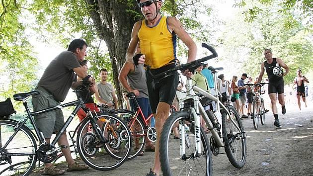 Terezínský triatlon 2012