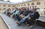 Začal festival Vlak Lustig. Chystá divadlo, koncert i výstavu