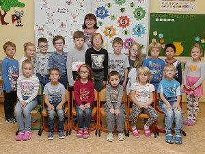 1.A ze Základní školy Ostrovní ve Štětí.