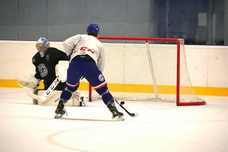 HC Stadion Litoměřice načal v pondělí 26. července letošní přípravu na ledě.