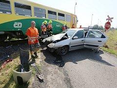 Dopravní nehoda v Lovosicích