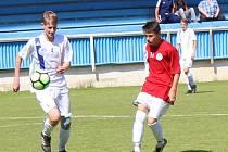 Fotbalový 17. ročník turnaje O pohár Labe a první ročník Memoriálu Vladimíra Betky st. žáků v Roudnici.