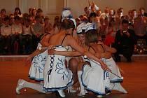 Děti ze ZŠ Jungmannova měly ples.