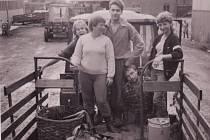 V dalším díle seriálu Jak jsme žili v Československu se podíváme do roku 1987 a na jednu chmelovou brigádu pod Hazmburkem.