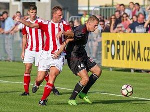 Česká fotbalová liga, Jirny - Brozany