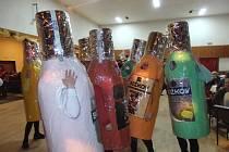Maškarní karneval v Úštěku