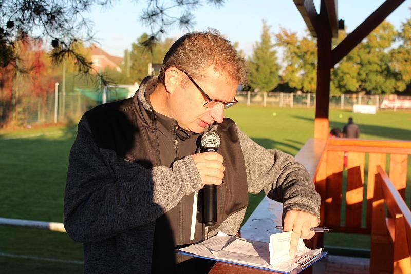 Druhý ročník Zaměstnanecké ligy Deníku zavítal i do Bohušovic nad Ohří.