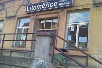 Horní nádraží v Litoměřicích.