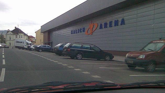 Kalich Arena Litoměřice.