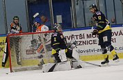 Hokejové derby mezi Litoměřicemi a Ústím nad Labem.