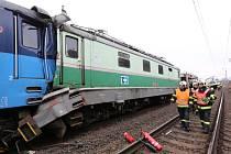 Srážka vlaků u Žalhostic