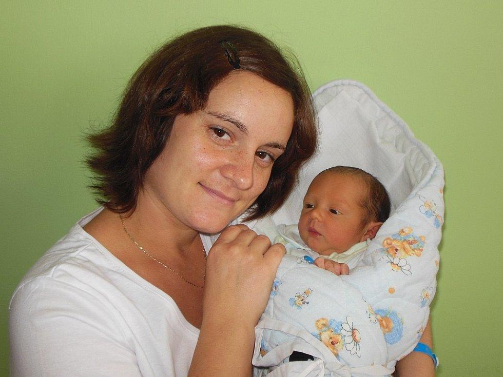 Lucii a Tomáši Vrbovým z Litoměřic se 23.9. v 9.50 hodin narodil  v Litoměřicích syn Daniel Vrba (50 cm, 3,05 kg).