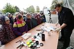 Policie ve spolupráci se Zdravím městem a složkami IZS pořádala akci pro děti z pátých tříd základních škol v Litoměřicích