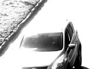 Auto pohřešované