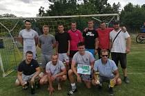 Fotbalový turnaj Třebívlice