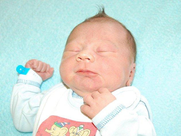 Olze Vlčkové a Martinu Šírkovi z Lovosic se 26.3. ve 12.28 narodil  v Litoměřicích syn Martin Šírek (52 cm, 3,54 kg).