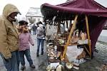 Keramické vánoční trhy v Levíně