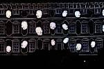 Videomapping mohly sledovat stovky návštěvníků zámeckého parku v Libochovicích. Noční projekce o životě Jana Evangelisty Purkyně byla promítána přímo na fasádu zámku.