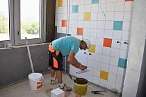 V litoměřické nemocnici bude nová koupelna pro děti