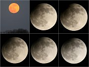 Částečné zatmění Měsíce, 25.4.2013