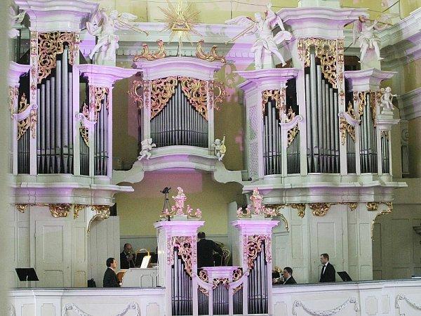 Varhany vlitoměřické katedrále sv. Štěpána