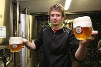 Biskupský pivovar sv. Štěpána v Litoměřicích má piva navařeno dost. Letos zelený velikonoční speciál nechystá