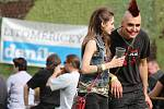 Festival Altros v Lovosicích - vystoupení kapely Blue Effect.