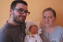 Marii a Jiřímu Hoření z Roudnice n. L. se 20. dubna v 8.36 hodin v roudnické porodnici narodila dcera Anna Hoření (48 cm, 3,38 kg).