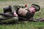 Bitva o pevnost Přemyšl v Terezíně.