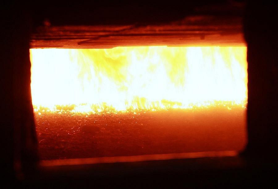 V litoměřické výtopně již vyrábějí teplo.