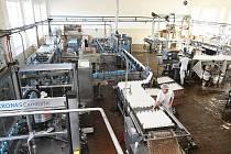 Bohušovická mlékárna.