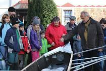 Oslavy výročí Ohře skončily na soutoku s Labem v Litoměřicích