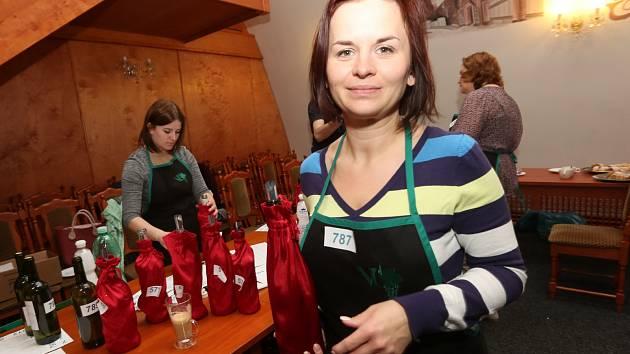 Degustace vín, ilustrační fotografie.