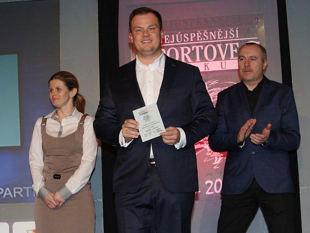 Galavečer se slavnostním vyhlášením Nejúspěšnějšího sportovce roku 2017Litoměřicka