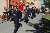 Třebeničtí hasiči slavili 145 let od založení sboru