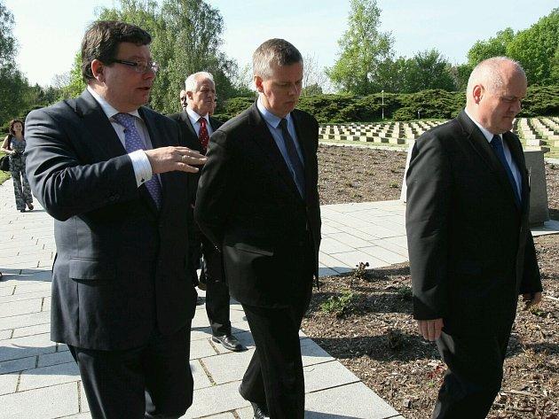 Ministři v Terezíně